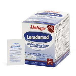 Loradimed - Seasonal Allergy Relief - Compare to Claritin