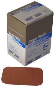 Heavy Duty Patch Bandages - 25 Count Box
