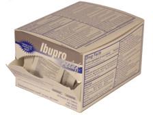 Ibuprofen 200 mg. (Compare to Advil) 100/Box