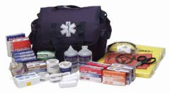 First responder kit empty