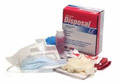 Workforce First Aid Kits - Body Fluid Disposal Kit