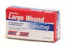 Emergency Large Wound Dressing