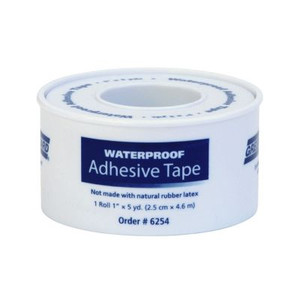 "Tape - Waterproof  Single Size 1"" x 5 Yds."