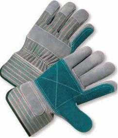 Gloves - Leather Palm - Dozen
