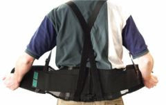 Back Relief Belt - 4 XL