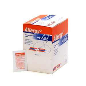 Allergy2 Relief Tablets (Non Drowsy Decongestant) - Compare to Sudafed PE
