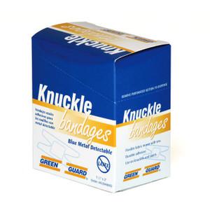 Blue Elastic Knuckle Bandage MD