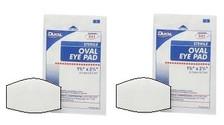 2 – STERILE Eye Pad, 1/Packet
