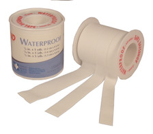 Waterproof Tape, Tri Cut (3 Sizes per roll)