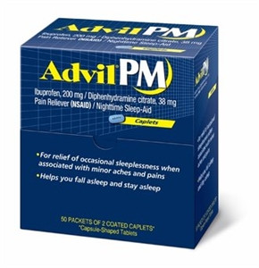 Advil® PM Caplets