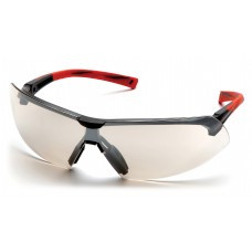Pyramex Onix Safety Glasses (Red)