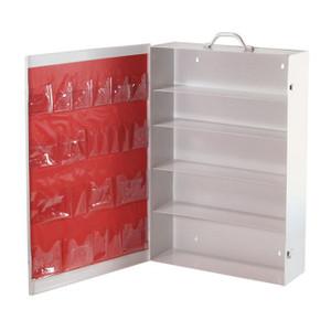 5 Shelf Cabinet Empty w/Pkt