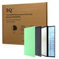 True HEPA Replacement Filter Set for 3Q - AP-300H Air Purifier