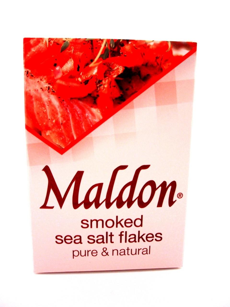 Maldon Smoked Sea Salt Flakes