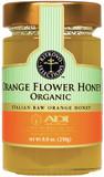 Organic Orange Flower Honey