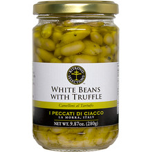White Beans with Truffle