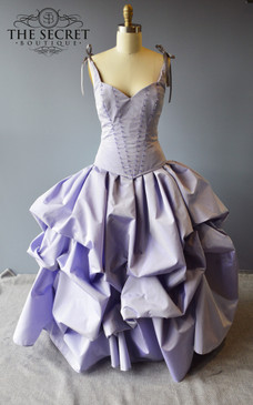 Fairytale Gown with straps-Alia
