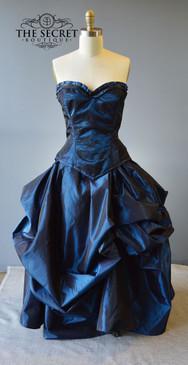 Bustle gown Rachael Silk version