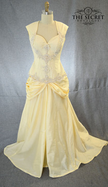 Art Deco Wedding Gown Talia