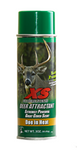 XS Extreme, is our aerosol product. XS Extreme aerosol is available in a variety of scents including the ALL NEW 'Doe in Heat' scent. At Bear Scents we believe in making environmentally safe products. Our aerosol cans are charged with nitrogen. This keeps the weight of the can down and allows us to disperse our scent without the use of a hydrocarbon propellant.