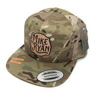 Mike Ryan Camo Snapback Cap