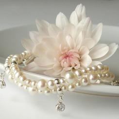 Passion charm bracelet