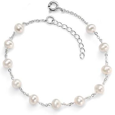 Orielle freshwater pearl bridesmaid bracelet 92