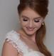 Karoline vintage inspired bridal earrings