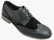 Kenneth Cole Hurry think oxford shoes, Black