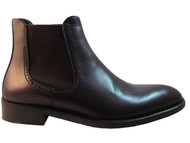 Davinci 1074 chelsea ankle boots Dark Brown