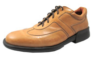Low Tide Men'sItalian 27001 Round Toe Lace Up Casual Shoes in Tan
