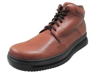 SKAP Men's 4951 Oxford Fashion Lace Up Sneakers in Brown