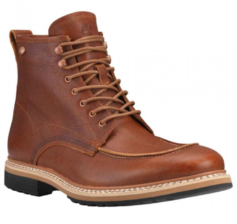 3bf2a46efe Timberland TB0A12V6214 Men's West Haven 6-in WP Boot Dark Brown