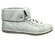 GBX 133418 Men's High top Sneakers Light Grey