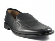 Zangarini Men's Italian Leather Slip On Shoes 3072