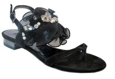 155188cd6 Barachini Designer 15208 Women Italian dressy Flat Sandals