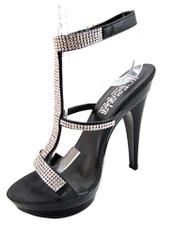 Biondini women's party sandals  high heel 7160
