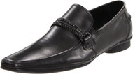 Men's Cover Band loafer by Kenneth Cole, available black leather and gray suede