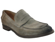 Men's Davinci Slip on Suede Leather Italian shoes 4113 By Boemos