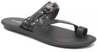 Giampiero Nicola Men's Italian Leather Sandals Slippers 30069 Black Eu 39