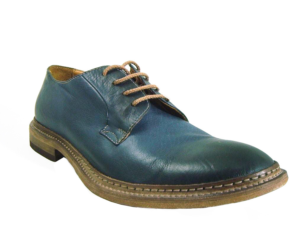 dd6e078fde5 Doucals Men's 2004 Lace Up Leather Fashion Casual Italian Shoes