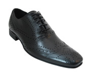Davinci lace up wingtip 9114