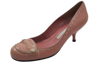 Pura Lopez 457 Women Leather Low Heel shoes