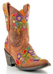 Women's Old Gringo Sora  Cowboy Boot L841-1 Oryx