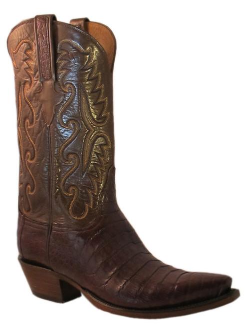 Lucchese men's cowboy boots E 2144 siena