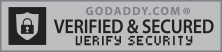 GoDaddy Verified and Secured