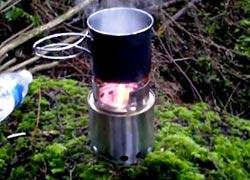 emergency stove