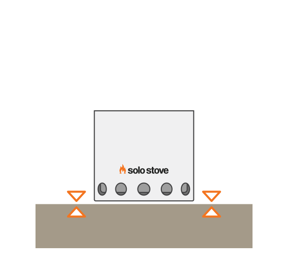 Solo Stove How-To Step #2