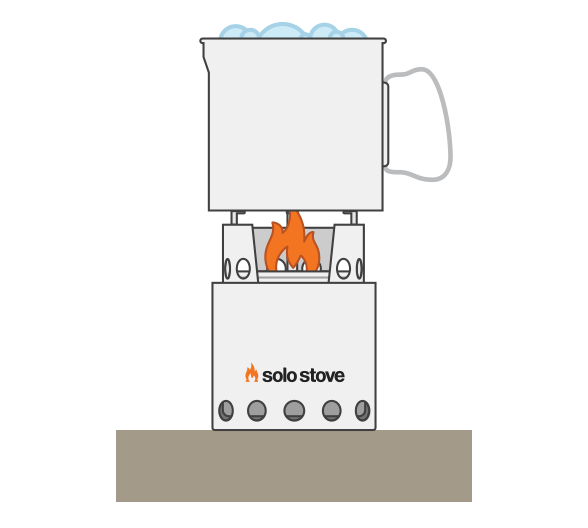 Solo Stove How-To Step #7