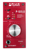 True Systems P-Solo Desktop Microphone / Instrument Preamplifier